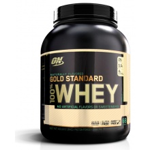 Протеин Optimum Nutrition Natural Whey Gold Standard 4.8lb  2180 гр